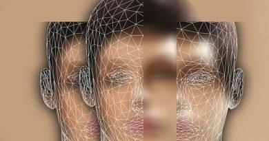 Visage personnalités multilples avec énnéagramme